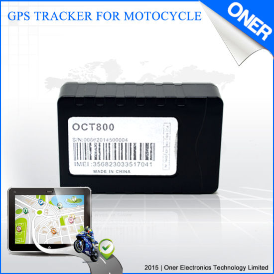 Vehicle Tracker GPS Tracker for Motorcycles and Trucks