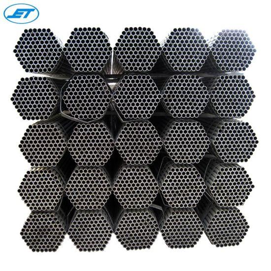 Guangzhou Factory 3.5 mm Short Tube Steel Scaffolding Gi Pipe