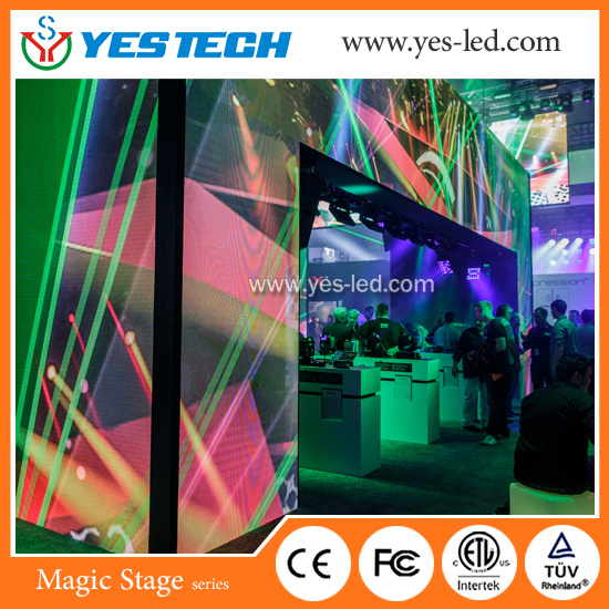 Magic Stage Perfect Vivid Image Fullcolor LED Video Wall pictures & photos
