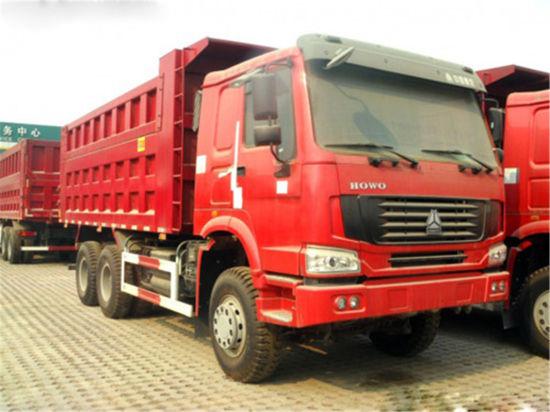 50 Ton Front Lifting Tipper Sinotruk HOWO Dump Truck 50ton 2021