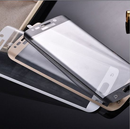 Hardness Curve Tempered Glass Screen for Samsung S7/S7 Edge pictures & photos