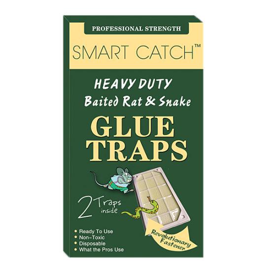 Mouse Glue Traps (White Plastic Board) (HPS-1003)