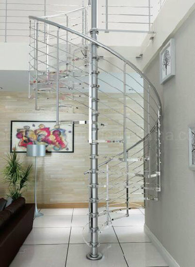 Best Price Stainless Steel Glass Spiral Staircase Home Design Ideas