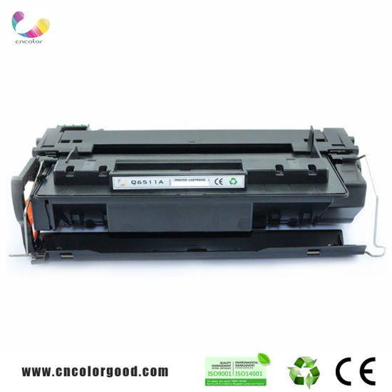 High Yield Q6511A 11A Black Toner Cartridge For HP LaserJet 2410 2420 2430dtn