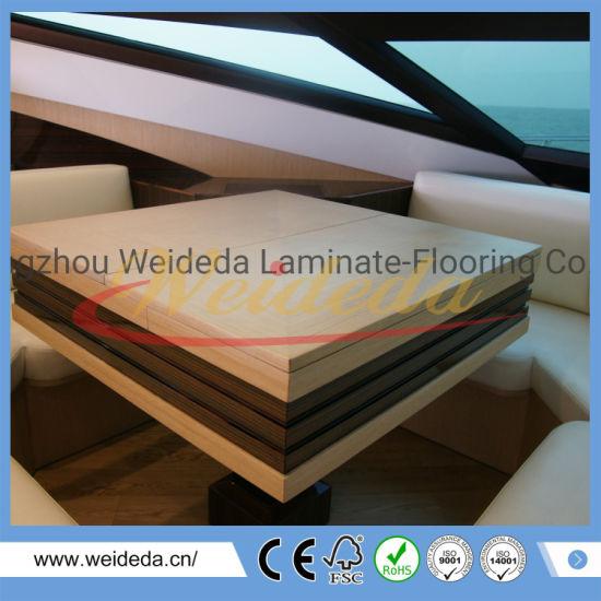 Laminate Sheets Use Melamine Glue and Decor Paper
