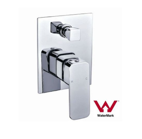 Competitive Price Sanitary Ware Brass Watermark Shower Mixer (CG616) pictures & photos