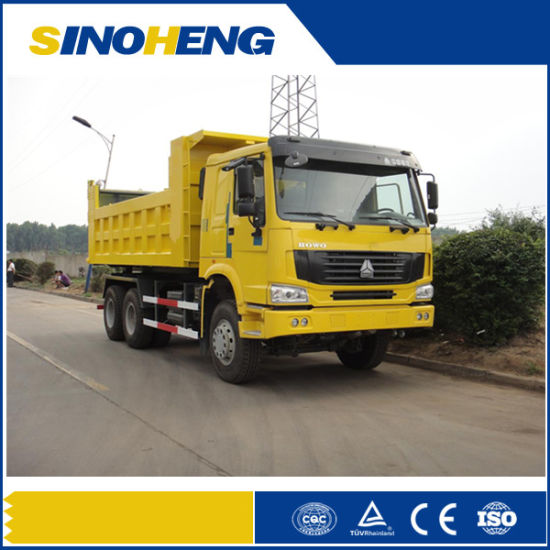 Sinotruk HOWO 6X4 Dumper Truck