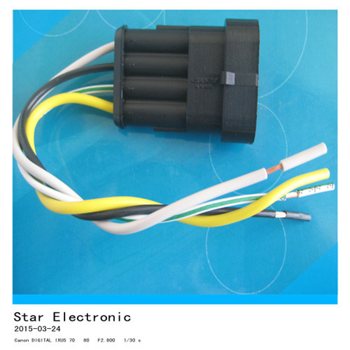 china factory 2 pin 3 pin plastic electrical automotive wiring rh starconnect en made in china com