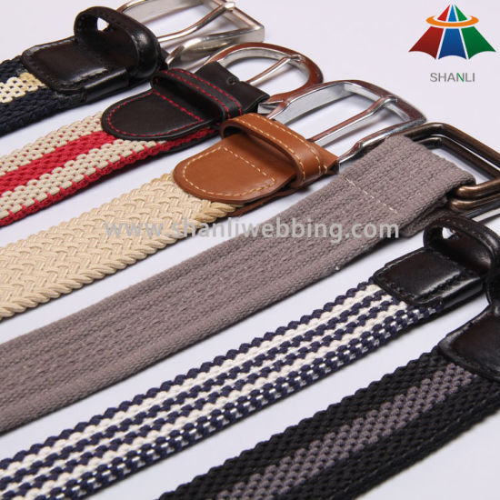 Elastic Webbing Belt, Army Webbing Belt, Canvas Belt Can Be Customized