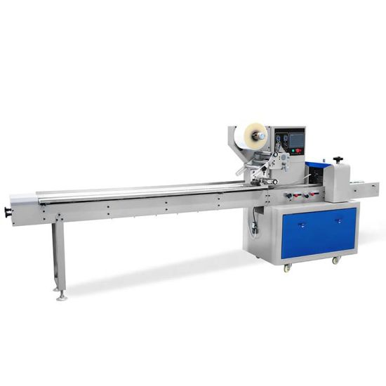 Made in China Candy/Chocolate/Wafer/Biscuit Food Pillow/Horizontal Packaging Automatic Packaging Machine
