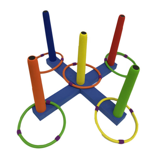 2020 New Design Products Summer Products Ring Toss Game Set, China Most Popular Sport Toys Ring Toss Game Set