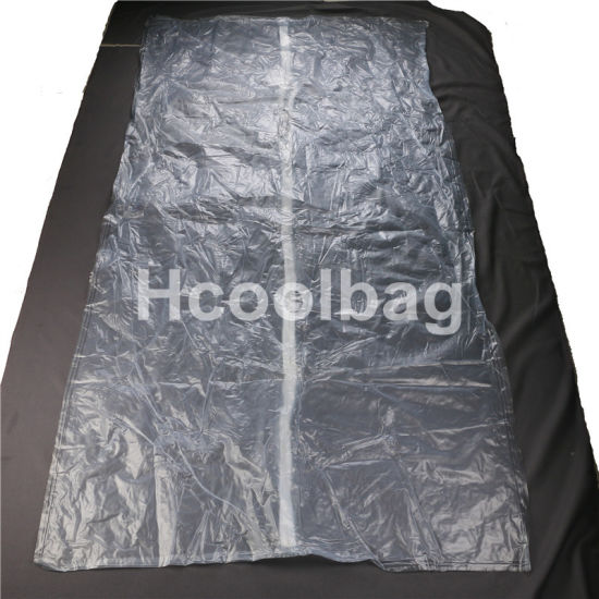 Biodegradable PEVA Strong Ce Funeral Human Body Bags for Corpse