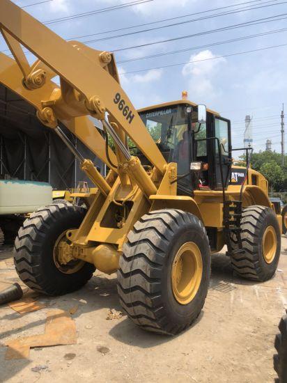 Used Cat 966h/966g/950e/966h/950g Wheel Loader/ USA Origin/ Good Condition to Work/ Road Construction/Caterpillar Wheel Loader