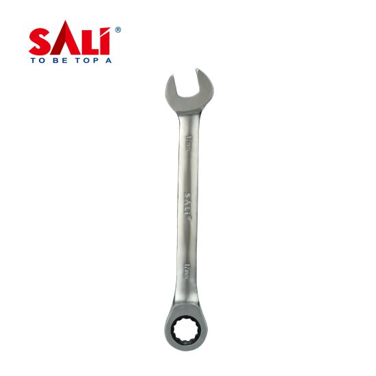 Sali High Quality 6-36mm Hand Tools 40 Cr-V Ratchet Wrench