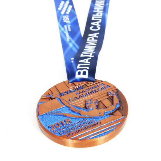 2020 China Factory Wholesale Metal Award Metal Custom Medal