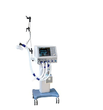 Cart Type Mobile Ventilator PA-700b (Standard Model) , Hospital Medical Ventilator Price pictures & photos