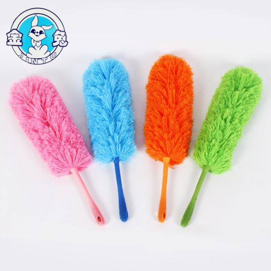 Flexible Microfiber PP Duster pictures & photos