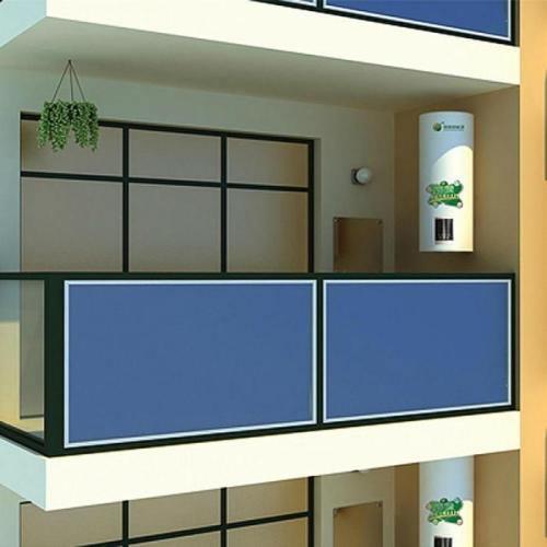Energy Saving Split Solar Water Heater 150L – 500L with Declining Roof Bracket