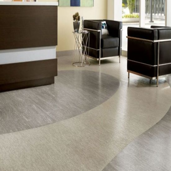 China Good Sound Absorption Pvc Vinyl, Is Vinyl Flooring Good For Commercial Use