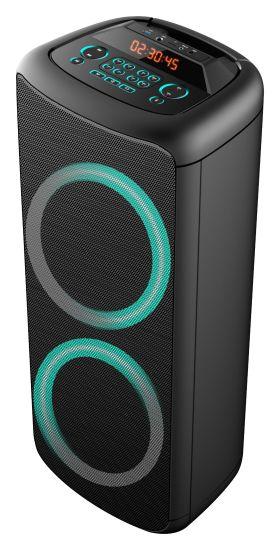 Home Audio System 10inch LED Light Professional Sound Box Speaker