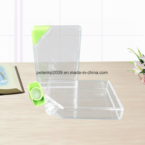 Latest Design Unbreakable A5 Shape Notebook Flat Bottle Water pictures & photos