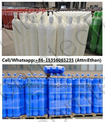 High Pressure 50L Industrial Gas Cylinders (WGA232-50-20) pictures & photos