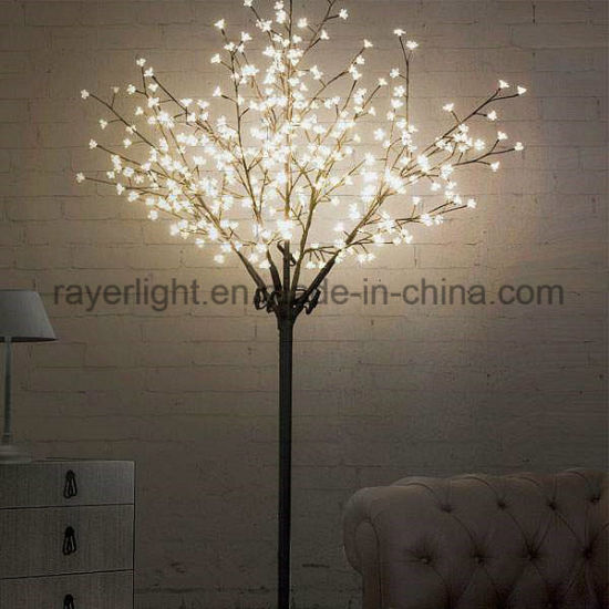 LED Bonsai Tree Light Christmas Home Decoration Wholesale Christmas Decorations