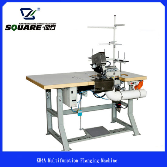 Model Kb4a Heavy Duty Pegasus Mattress Flanging Machine