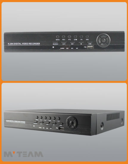 New Arrival 720p Hybrid Ahd DVR 4CH with Best Price 1.0MP Video Recorder Mvt-Ah6204h pictures & photos