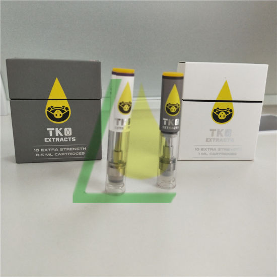 Tko Extracts Package Full Gram Ccell Cart Ceramic Coil Tko Cartridges
