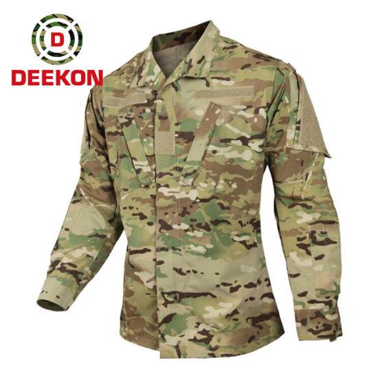 Vcg Multicam N/C 50/50 Military Camouflage Pattern Acu Uniform