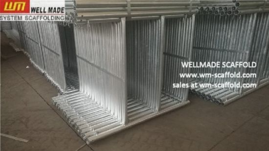 8dcb89c038b China H Frame Scaffolding Ladder Frame Construction Shoring Frames ...
