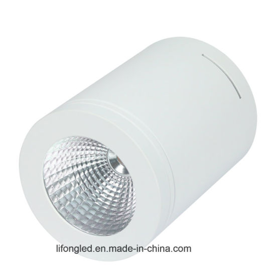 Citizen COB Surface Mounted LED Downlight Dimmable