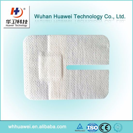 FDA Approval Sterile Ultra-Thin Transparent PU IV Cannula Dressing pictures & photos