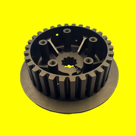 CNC Precision Machining Stainless Steel Aluminum Auto Motorcycle Drilling Spare Parts