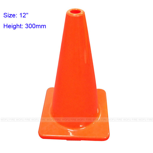 700mm PVC Road Reflective Cone pictures & photos
