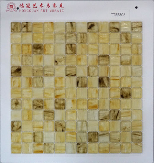 Glass Mosaic for Floor pictures & photos