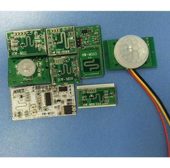 China 10 525ghz High Sensitivity Microwave Motion Sensor
