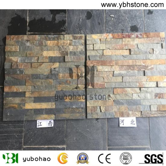 Rusty Slate/Stone Veneer for Wall Cladding/Floor Tile