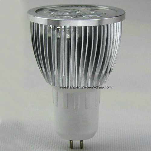 LED 3W4w5w Gu5.3 12V MR16 E27 220V GU10 LED Bulb pictures & photos