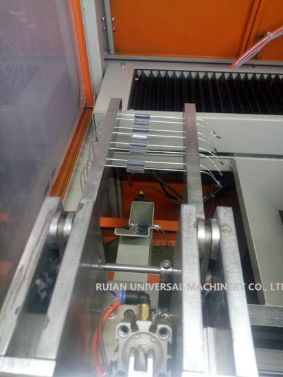 Full Automatic Plastic Seal Tag Making Machine pictures & photos