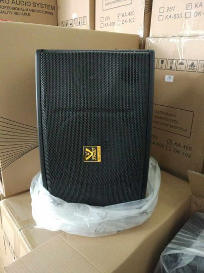 "Cheapest 100W 10"" Professional KTV Karaoke Audio Speaker System China pictures & photos"