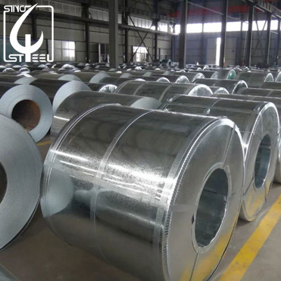 Dx51d Hot Dipped Galvanized Steel Gi Coil