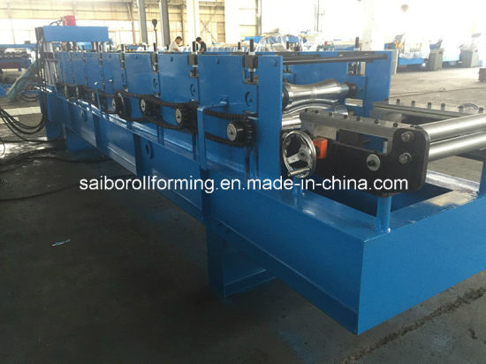 Color Steel Cap Ridge Roll Forming Machine pictures & photos
