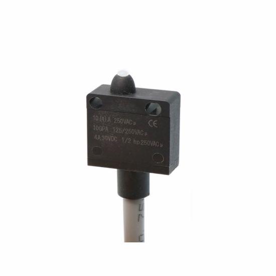Waterproof Electronic Power Switch Building Door and Window Control / Garage Door / Motor Control / Industrial Control Special Waterproof Microswitch