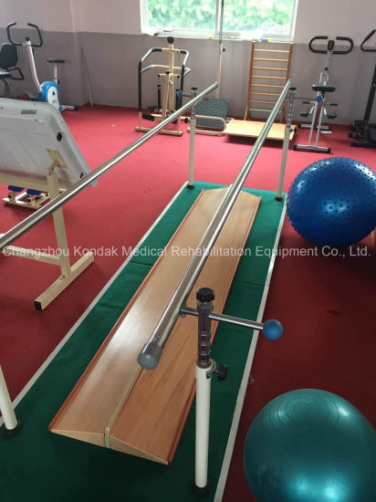 Lower Limbs Exercising Correcting Boards Parallel Bars pictures & photos