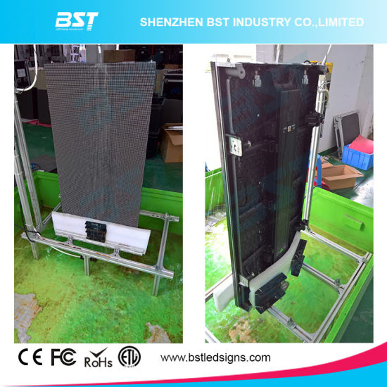 P3.91 Outdoor Rental LED Display (LED screen, LED sign) pictures & photos