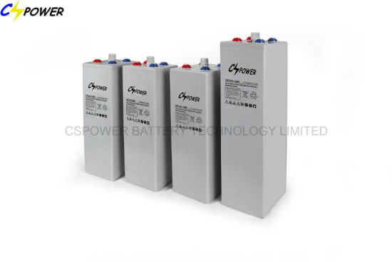 Telecom/UPS Rechargeable Opzv Tubular Gel Battery 2V1000ah pictures & photos