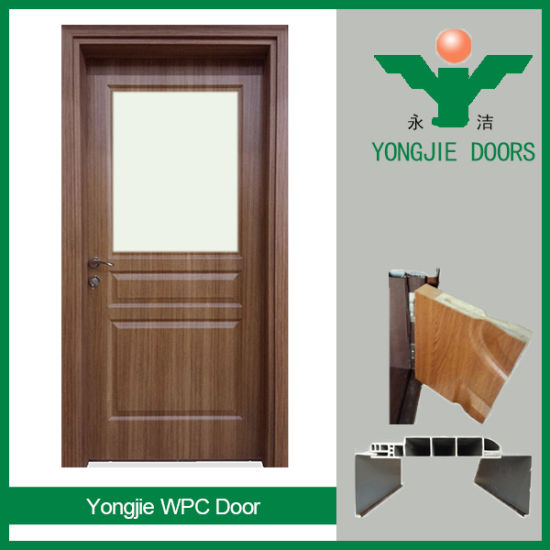 Hot Sale WPC Interior Doors Cheap Price For Kuwait