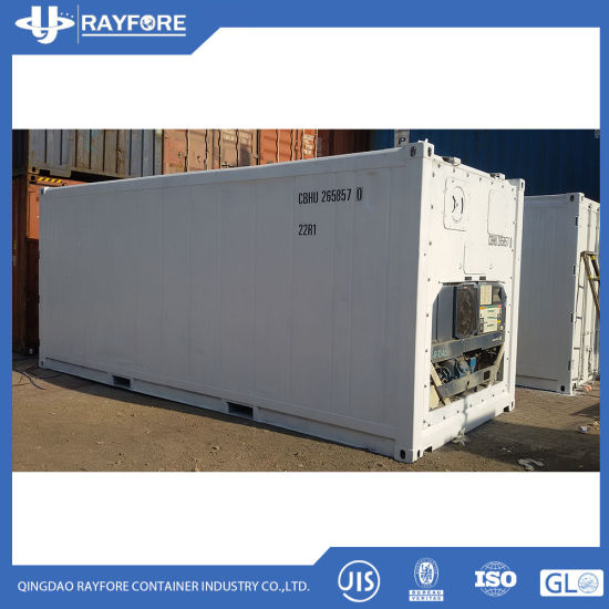 Carrier Daikin Thermo King 20FT 40FT Reefer Container Wholesale in China